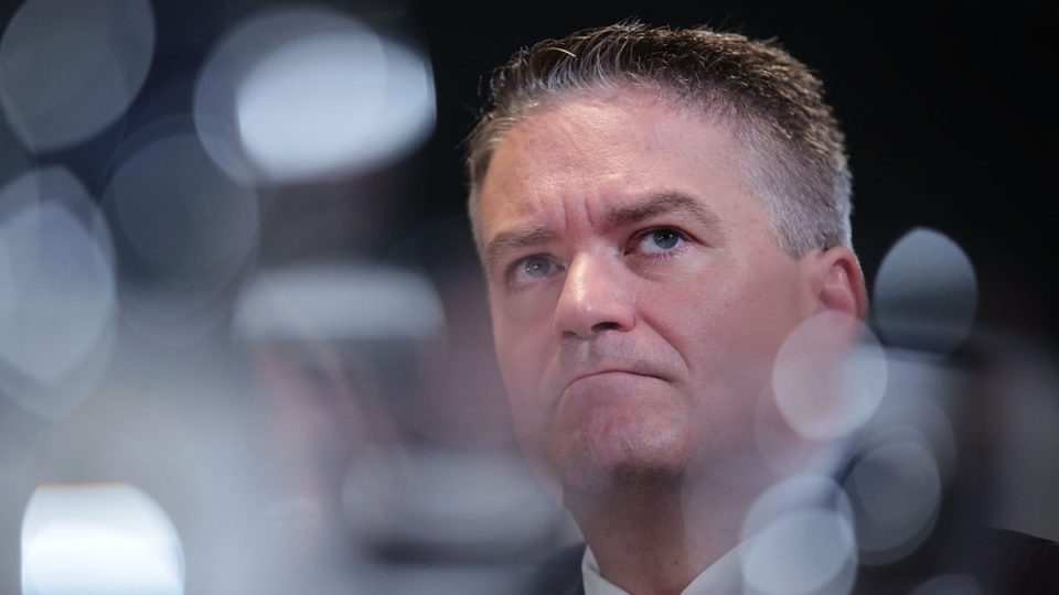 minister-finance-mathias cormann