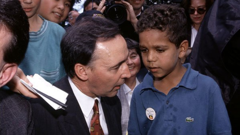 Redfern Speech 25 years on, Paul Keating