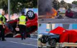 crash kills three in melbourne on christmas eve