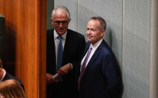 turnbull shorten facing uncertain 2018