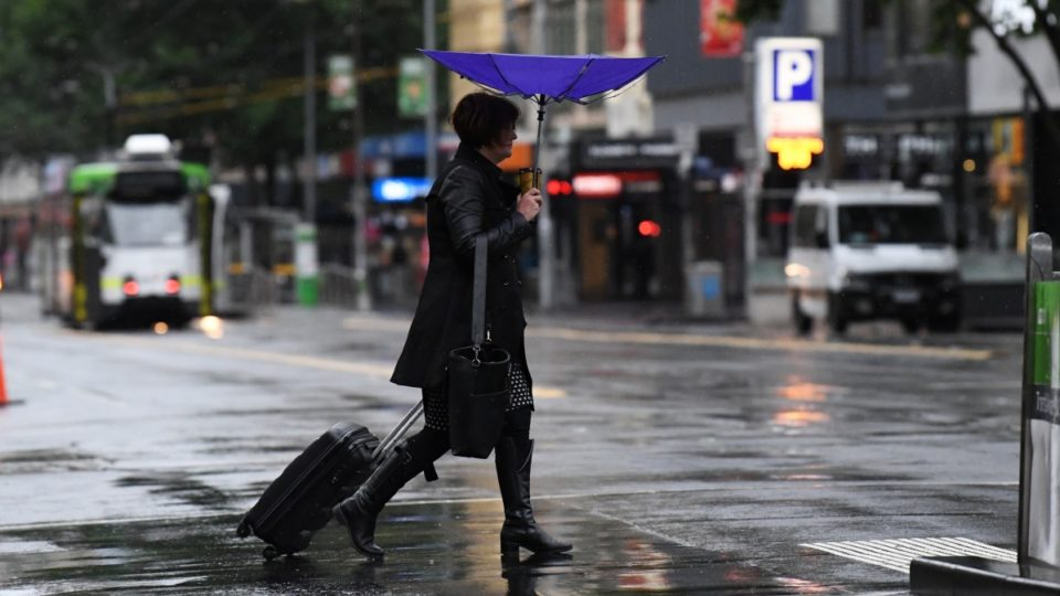 Victoria bracing for severe weather event