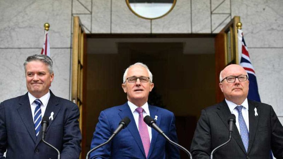 Australia seeking to limit foreign political influence