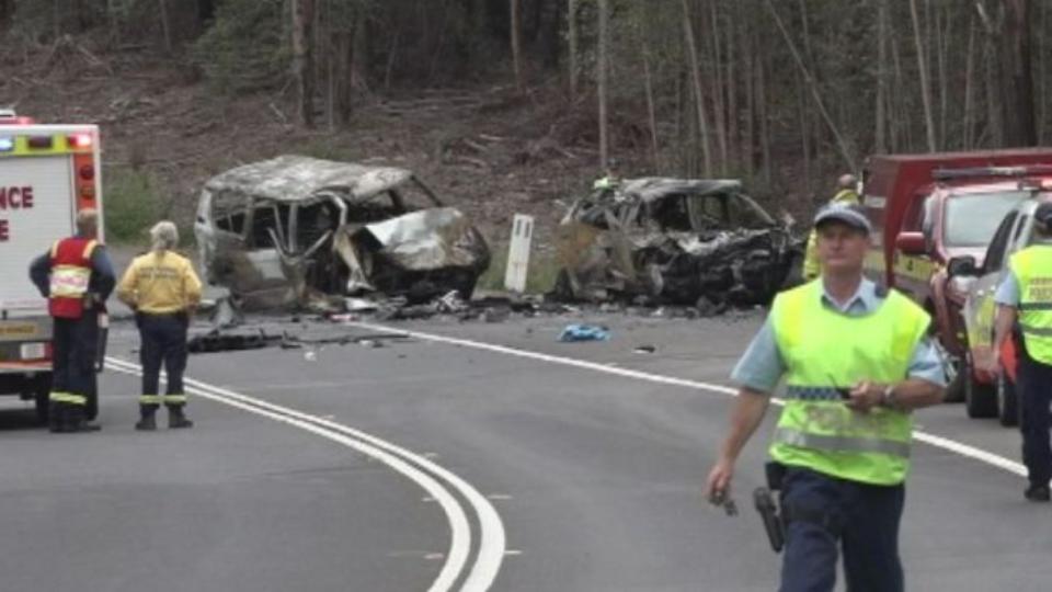 ulladulla fatal crash