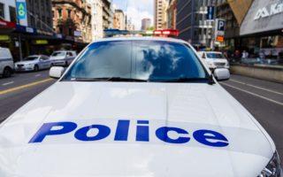 victoria police in melbourne
