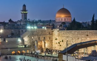 wailing wall temple mount