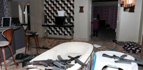 Las Vegas hotel room 1