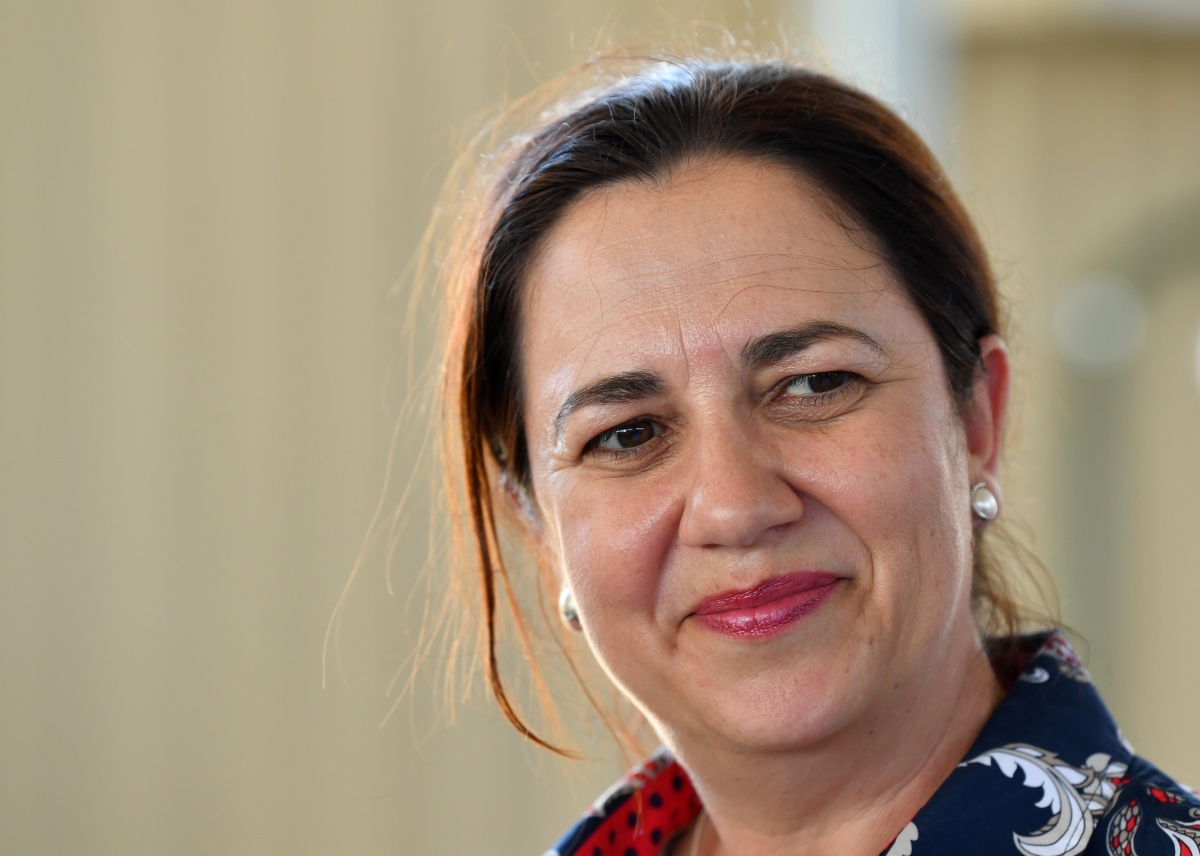 Ms Palaszczuk has rejected calls to roll out a real-time price monitoring app or website.