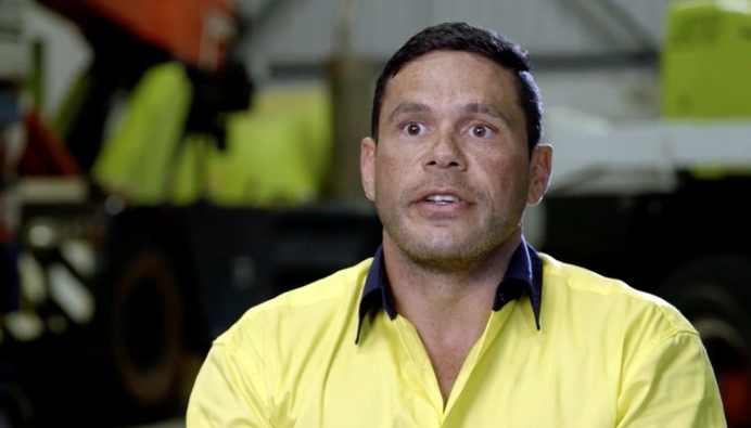 Telv married at first sight aboriginal