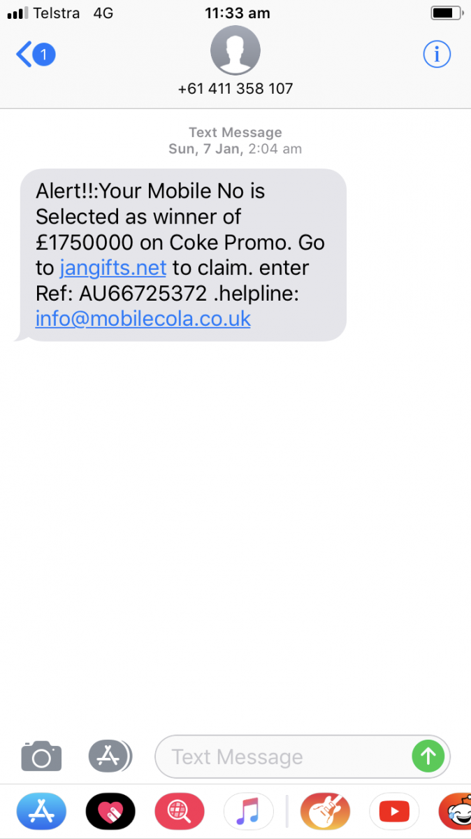 Phishing scam texts are on the rise and it's costing thousands