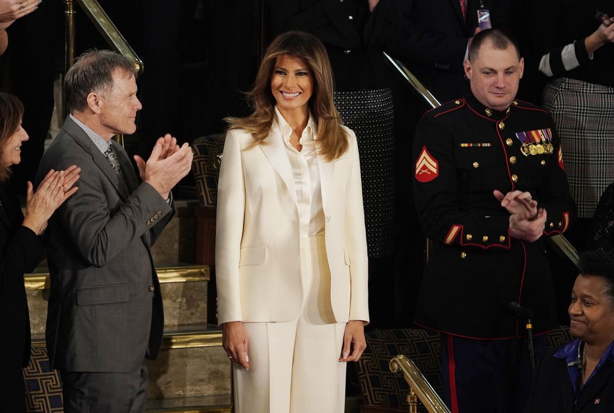 Union of State Donald Trump roser vores nye amerikanske øjeblik-3464