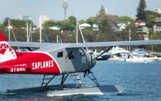 hawkesbury seaplane