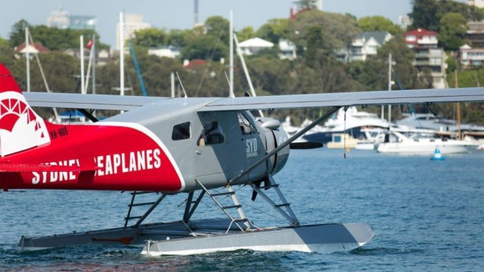 Seaplane that crashed in Sydney killing Compass Group exec was off course