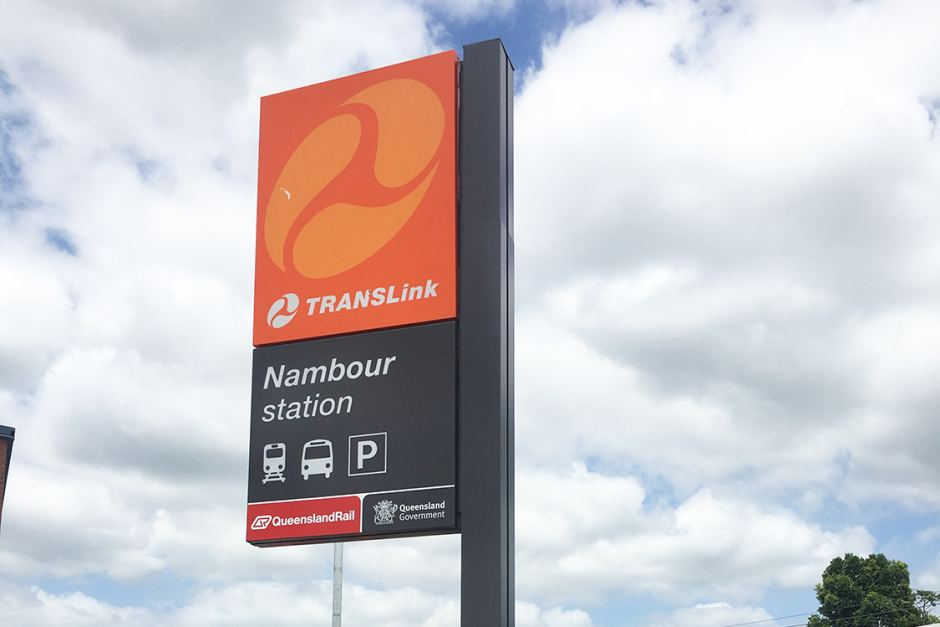 The proposed fast train project would include improving the Beerburrum to Nambour line