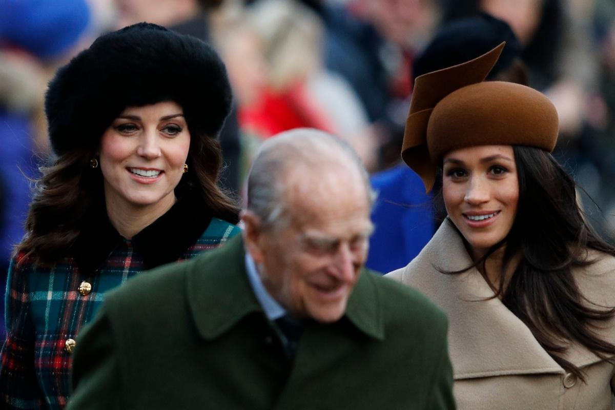 Duchess of Cambridge Meghan Markle
