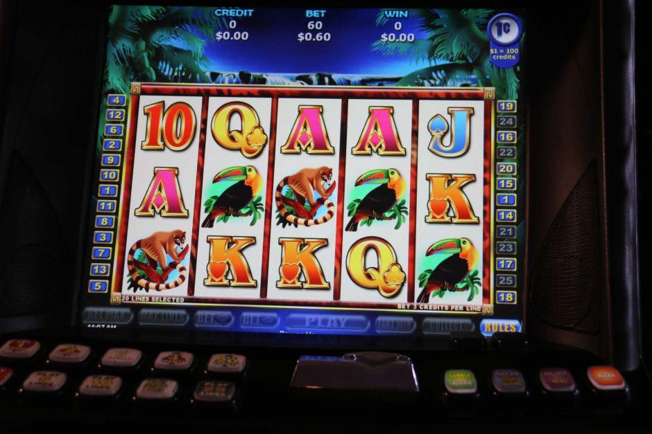 Poker machines are evil drive geant casino plan de campagne