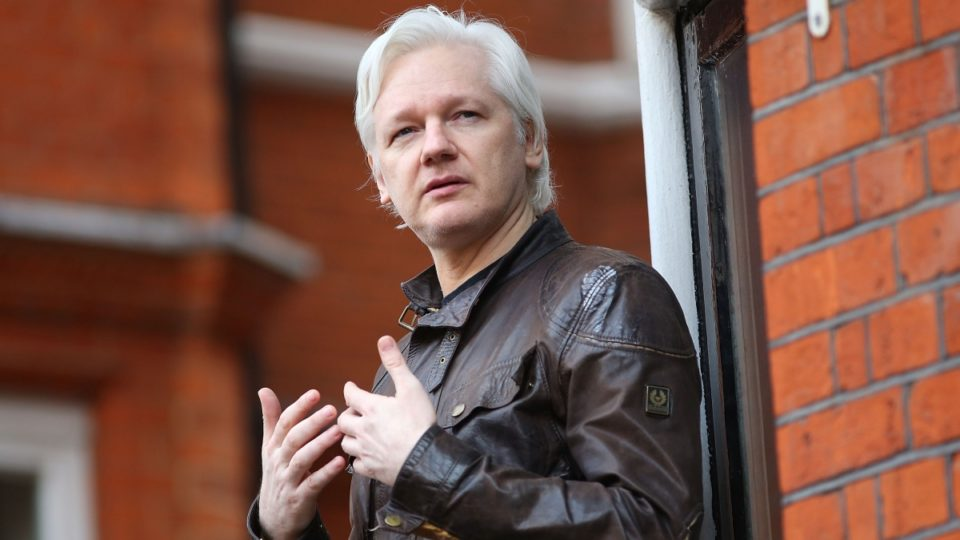 British Judge Upholds Arrest Warrant for Julian Assange