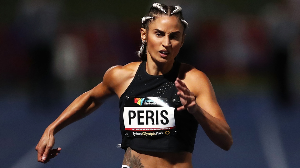 Australian sprinter Jessica Peris tests positive for banned substance