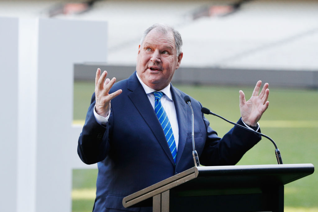 Melbourne Lord Mayor Robert Doyle has resigned but maintained his innocence.