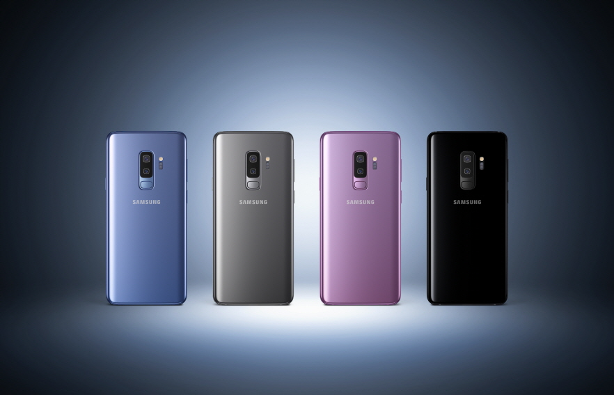samsung galaxy colours
