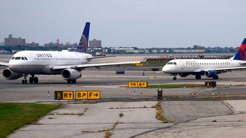 united delta airlines