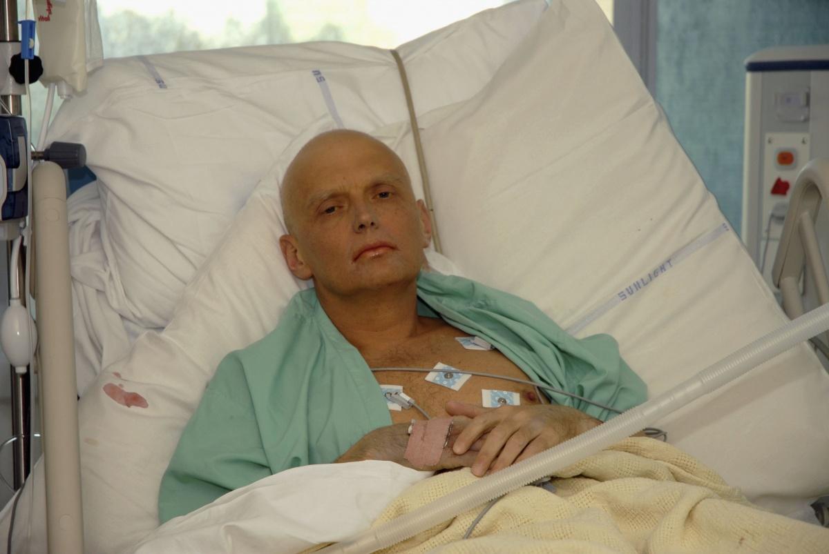 Russian Alexander Litvinenko