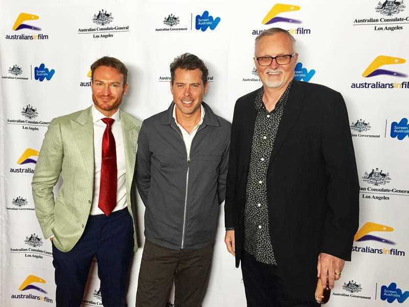 Aussie Oscar nominees