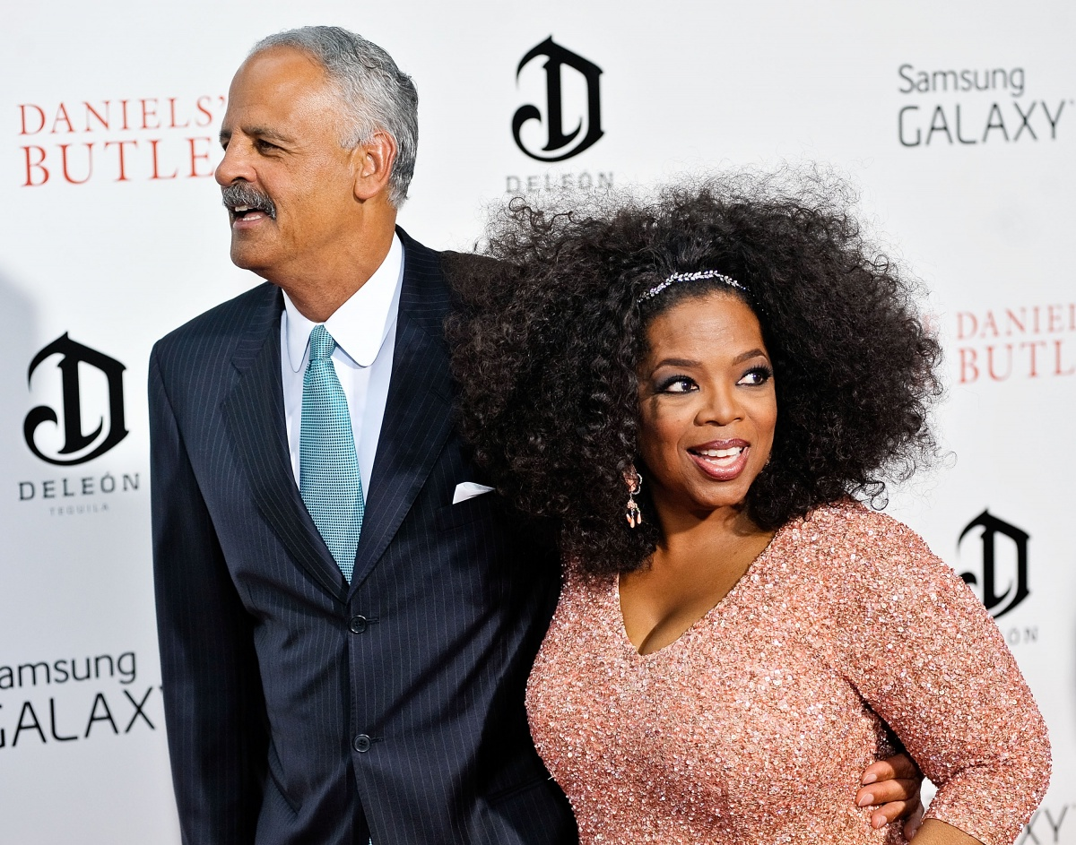 Oprah Stedman New York