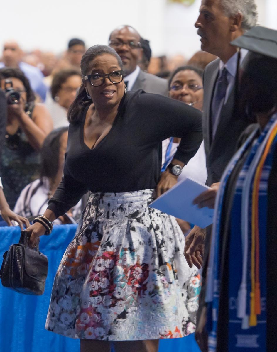 Oprah Stedman Atlanta