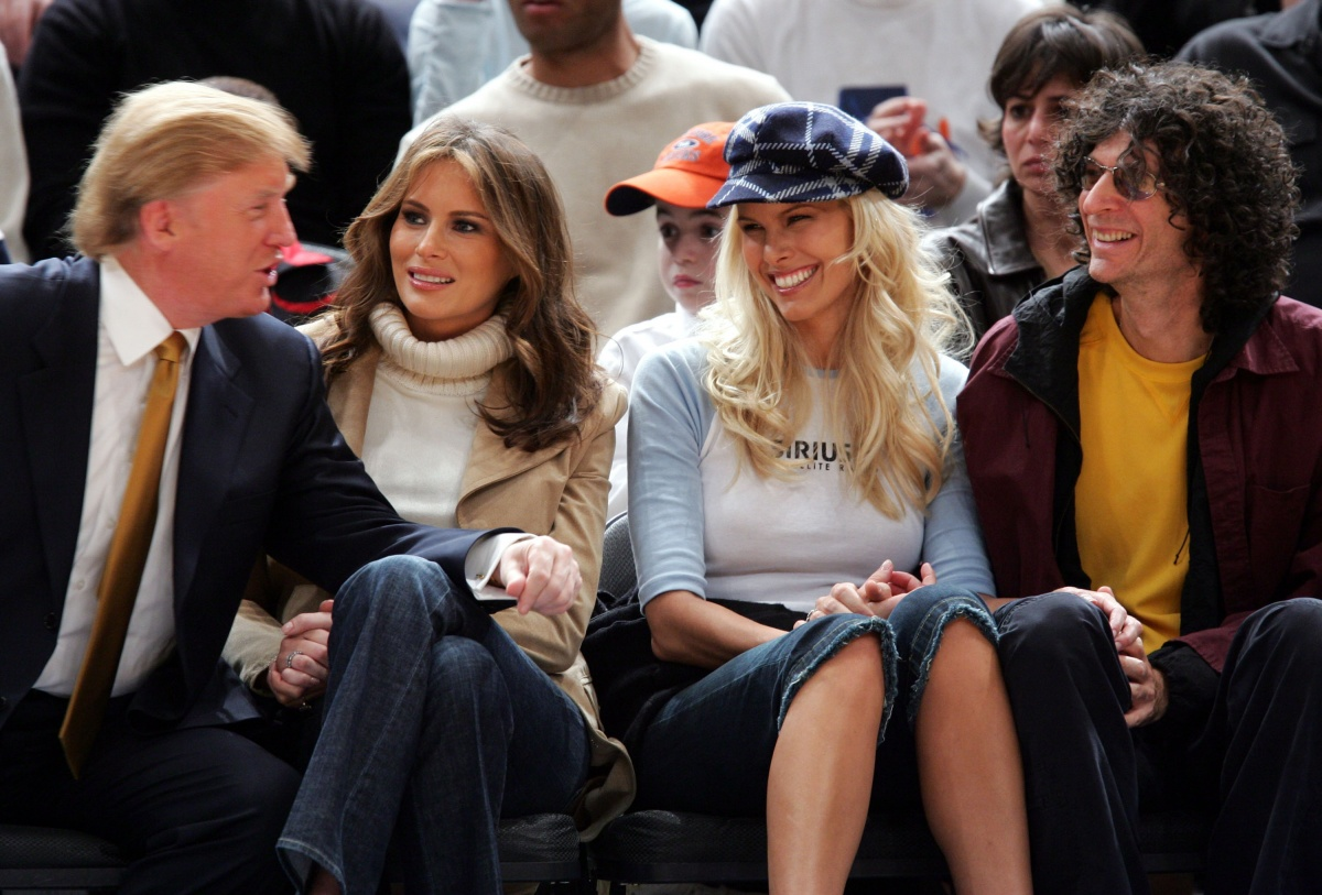 melania trump knew about husband's affairs