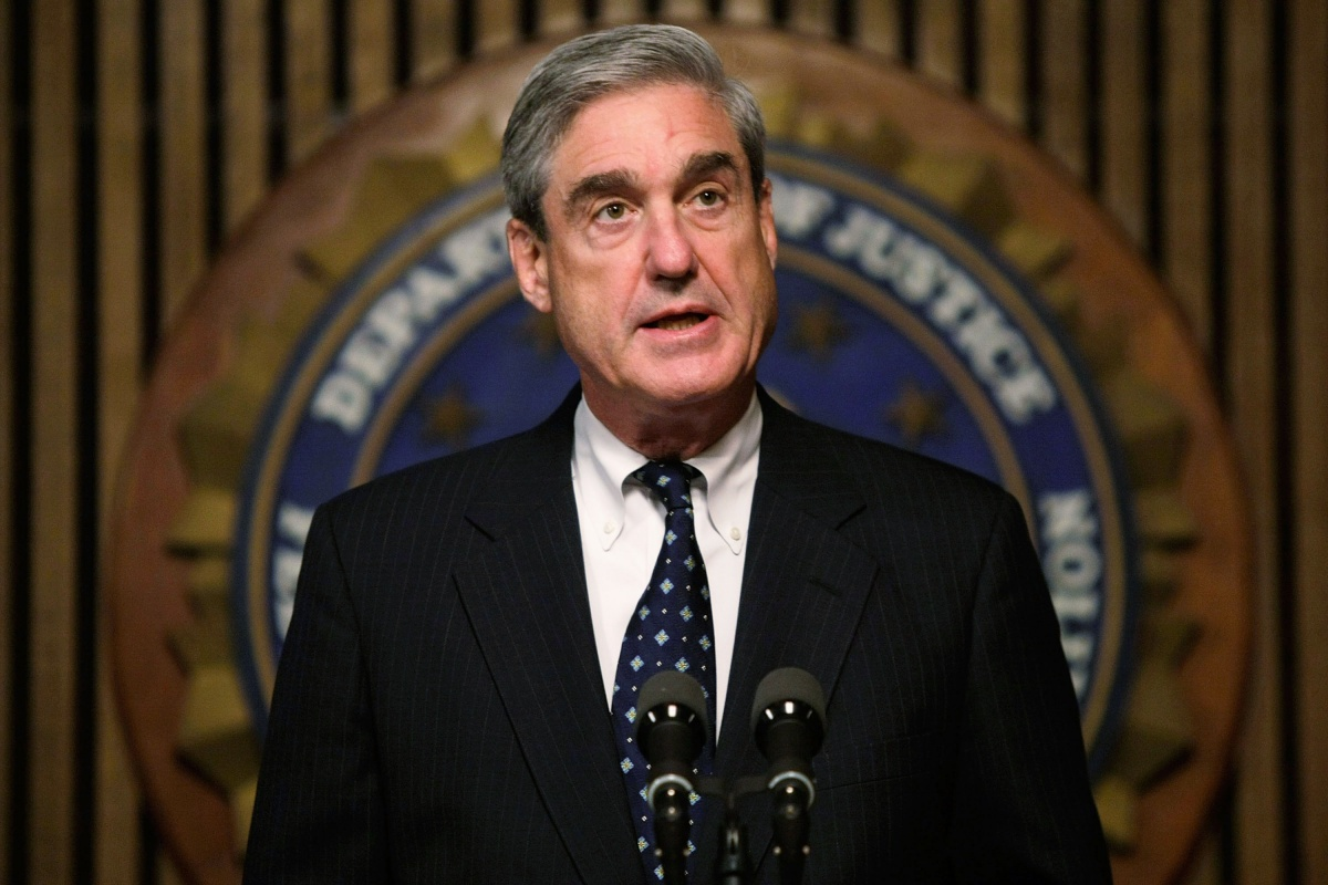 Robert Mueller Donald Trump