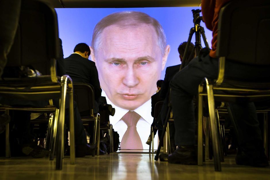 Putin ordered to shoot down passenger plane By
