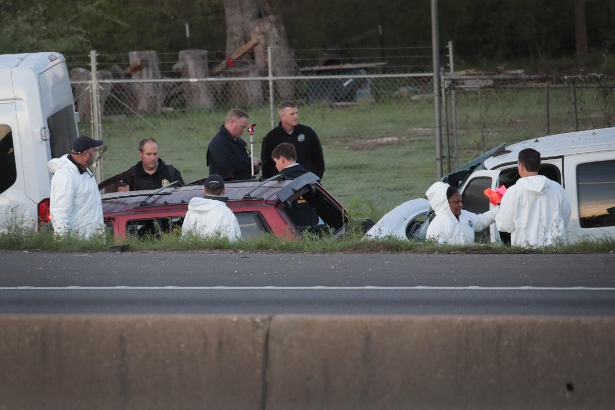 Texas bomber suspect dead