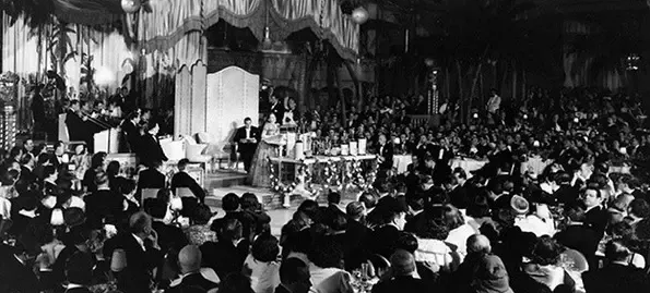 The first Oscars ceremony was held in 1927.