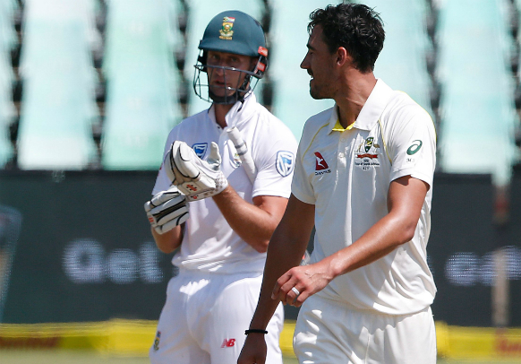Mitchell Starc South Africa