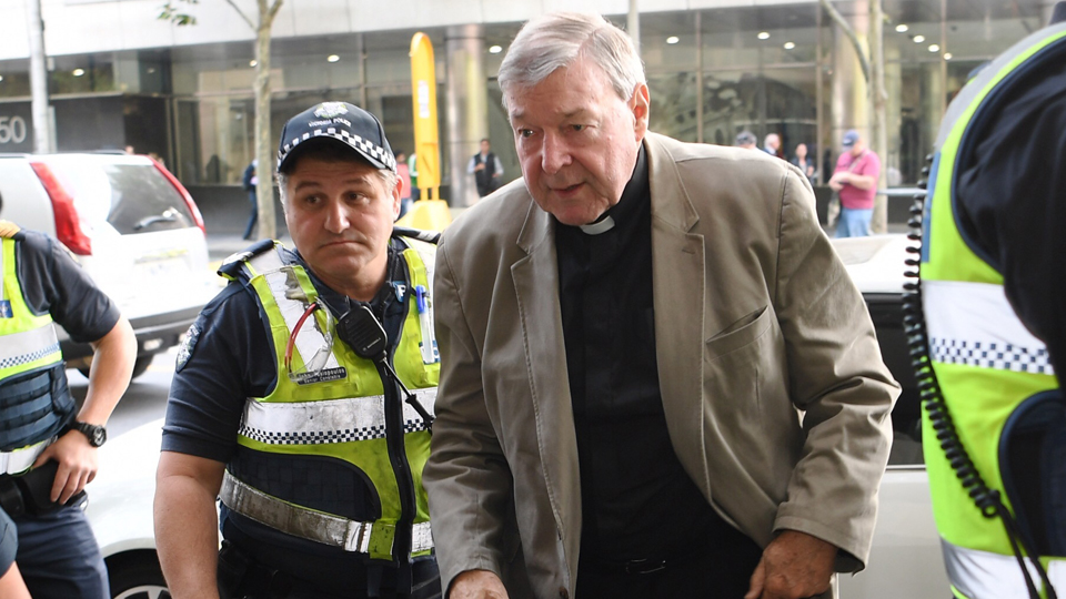 Pell hearing: Accuser's father rejects 'insult' that he 'made up' evidence