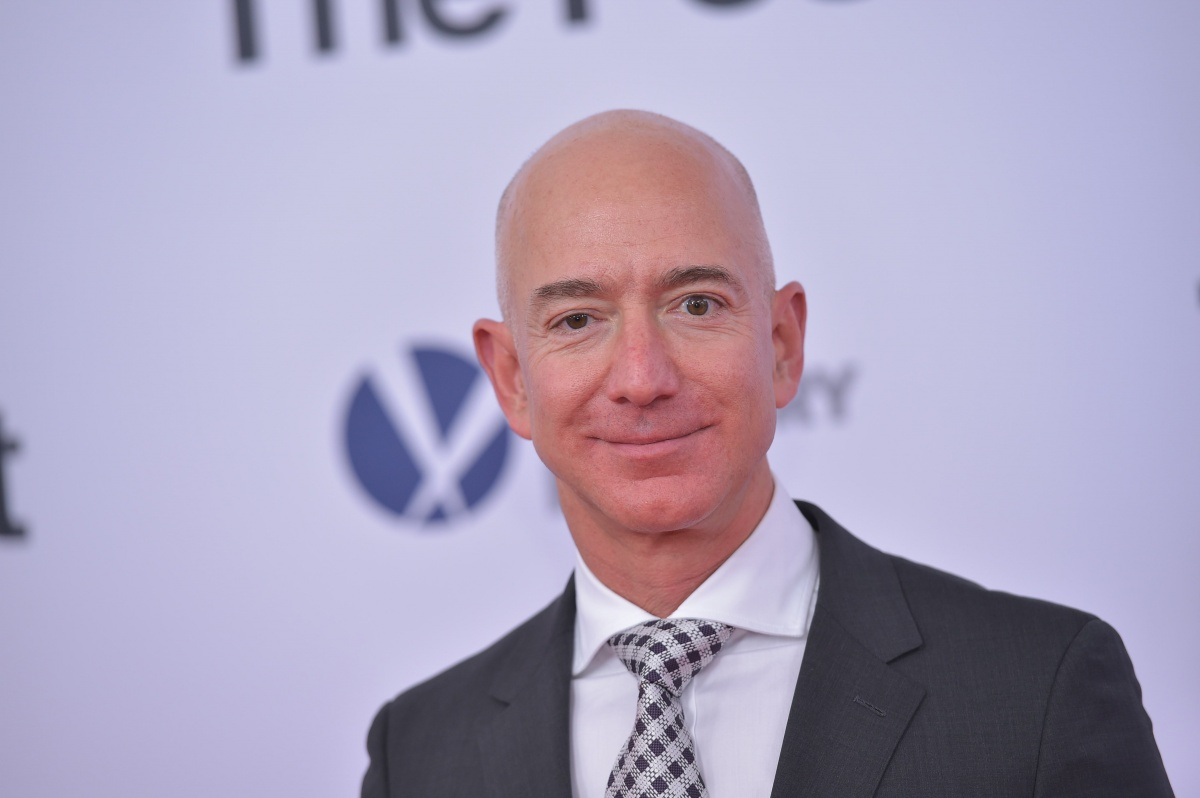 Jeff Bezos is the richest person in the world, according to Forbes World's Billionaires List.