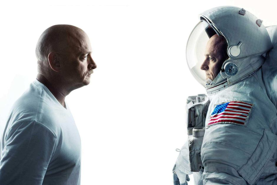 Astronauts Mark and Scott Kelly took part in a year-long study to investigate how space affects the body