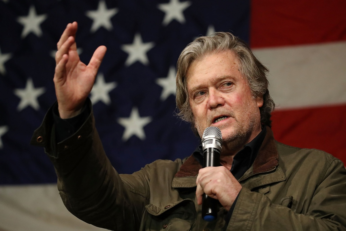 Steve Bannon was a driving force behind the president's most high-profile policies.
