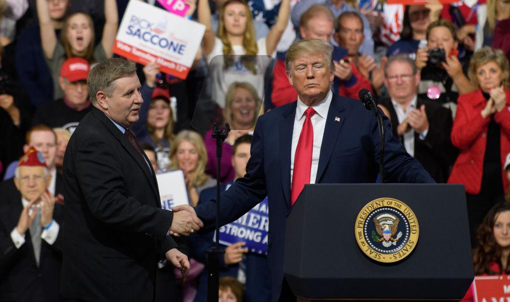Republicans lose byelection in Pennsylvania
