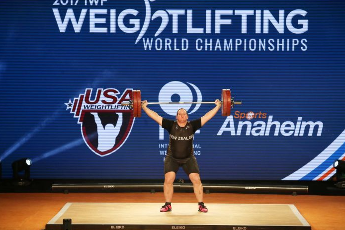 A champion lifter when still classified as male critics say Laurel Hubbard cannot be beaten as a female