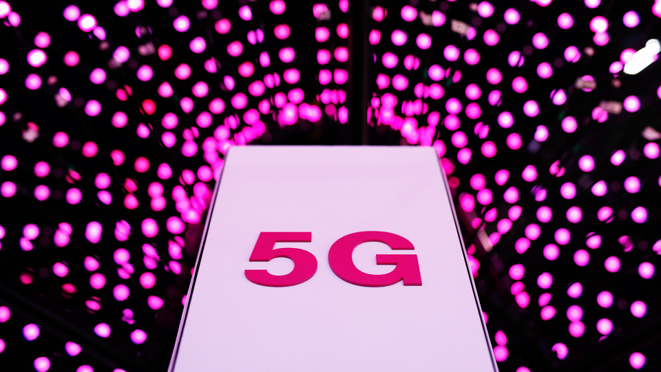 5g mobile getty