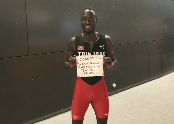 Jereem Richards Trinidad and Tobago