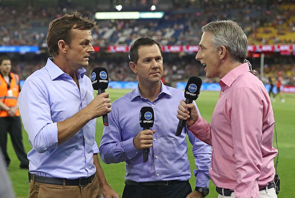 nine loses cricket rights