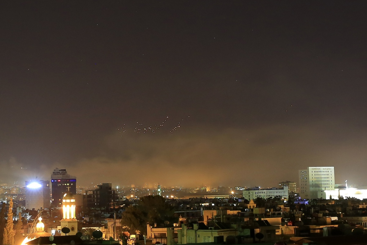 Israel Concerned Syria Strikes Could Harm Its Security