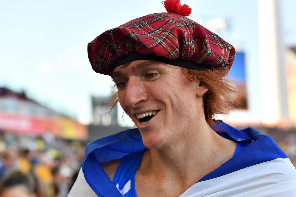 Jake Wightman Scotland