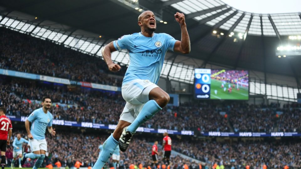 Man City players dominate Premier League's team of season