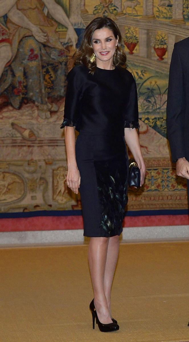 Queen Letizia El Pardo palace