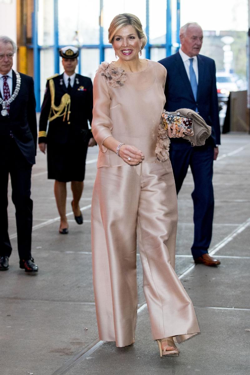 Queen Maxima Amsterdam