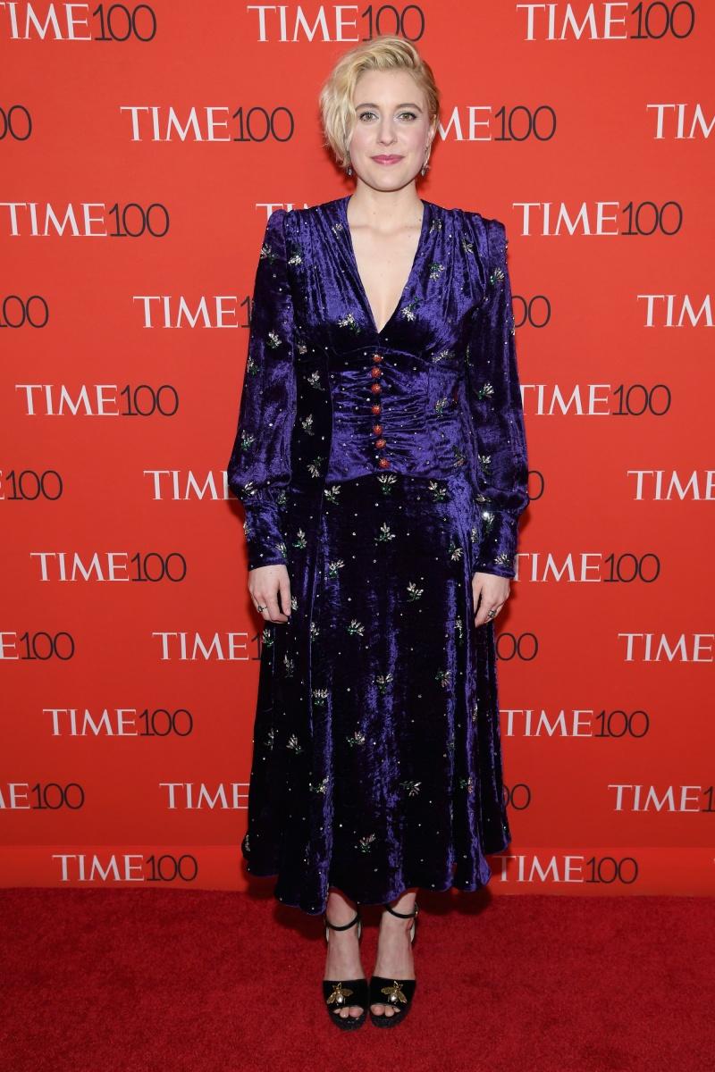 Greta Gerwig Time 100