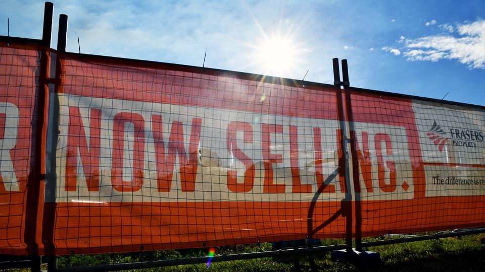 now selling sydney brisbane housing